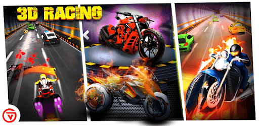 Bike racing - Bike games - Motocycle racing games pc screenshot