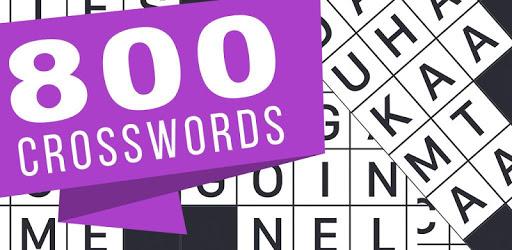 Crosswords - 800 easy and hard crossword puzzles pc screenshot