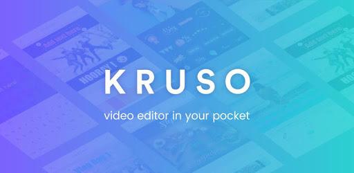 Kruso - Video Editor & Story Editor pc screenshot