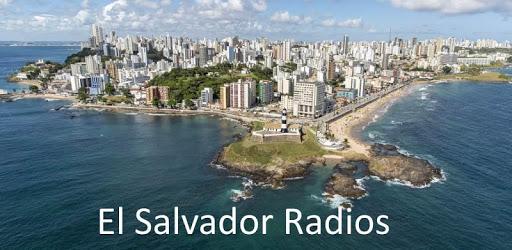 El Salvador Radios pc screenshot