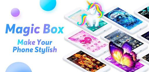 Magic Box - Themes & Wallpapers pc screenshot
