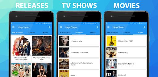Mega Shows pc screenshot