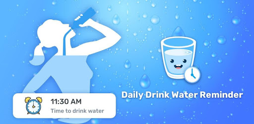 Daily Drink Water Reminder : Water Tracker & Alarm pc screenshot