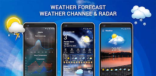 Weather Forecast- Local Weather Live pc screenshot