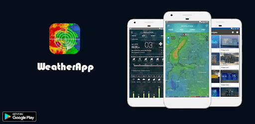 Weather Radar — Live Maps & Alerts pc screenshot