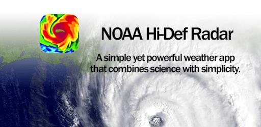 NOAA Hi-Def Radar pc screenshot