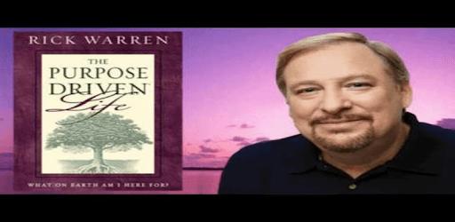 The Purpose-Driven Life By Rick Warren pc screenshot