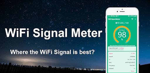 WiFi Signal Strength Meter - Network Monitor pc screenshot