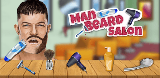 Wrestling Beard Salon pc screenshot