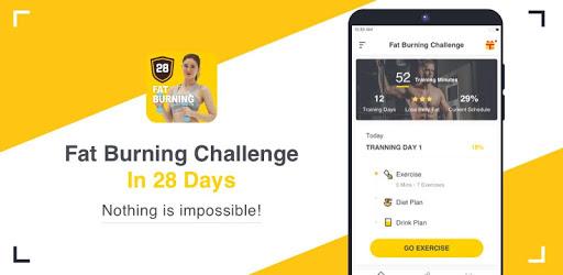 Fat Burning Challenge In 28 Days pc screenshot