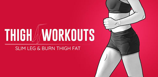 Skinny leg workouts for women: Burn Thigh fat, gap pc screenshot