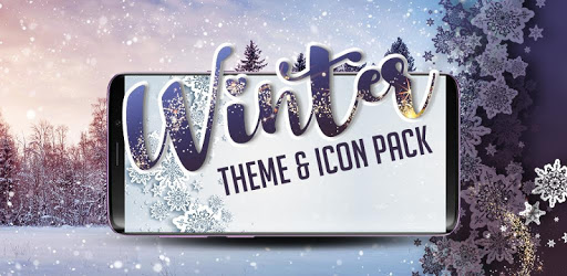 Winter Themed Launcher - Wallpapers and Icons pc screenshot