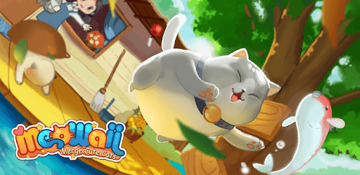 Meowaii: Merge cute cats pc screenshot