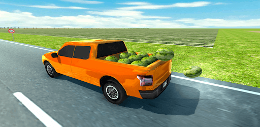 Pickup Truck Simulator Watermelon (Truck Driver) pc screenshot