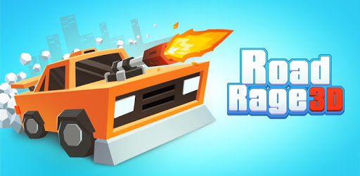 Road Rage 3D : Fastlane Game pc screenshot