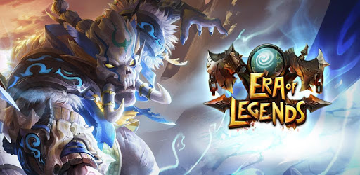 Era of Legends - Fantasy MMORPG in your mobile pc screenshot