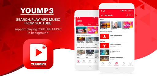 Yoump3 Youtube Mp3 Player For Youtube Music For Pc Free Download Install On Windows Pc Mac