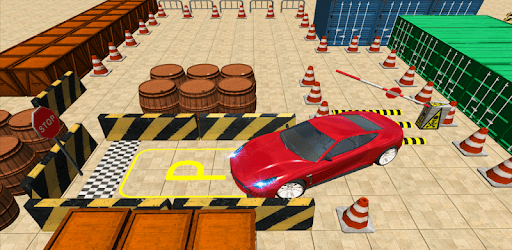 In Car Parking Games – Prado New Driving Game pc screenshot