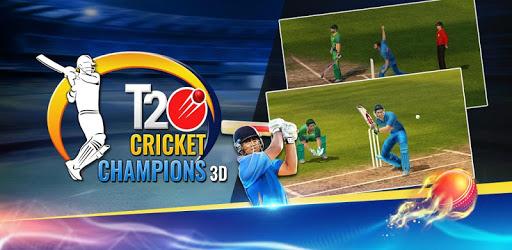 T20 Cricket Champions 3D pc screenshot