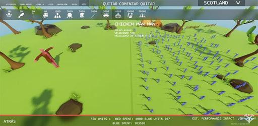 Totally Accurate Clash Battle Simulator pc screenshot