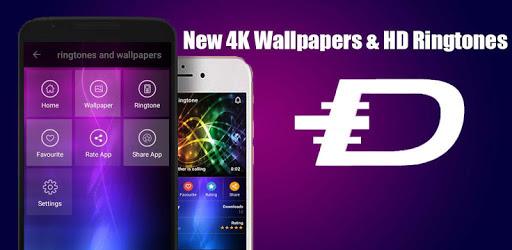 New 4K Wallpapers & HD Ringtones 2019 pc screenshot