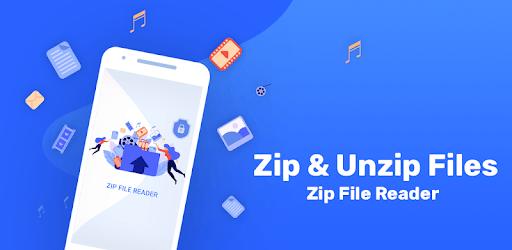 Zip & Unzip Files - Zip File Reader pc screenshot