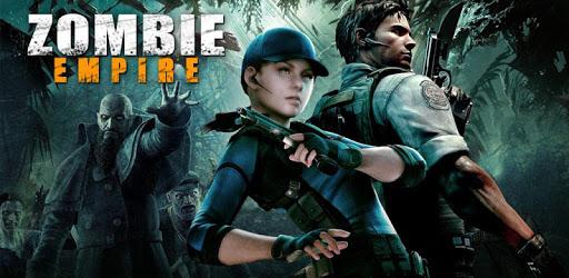 Zombie Empire- Left to survive in the doom city pc screenshot