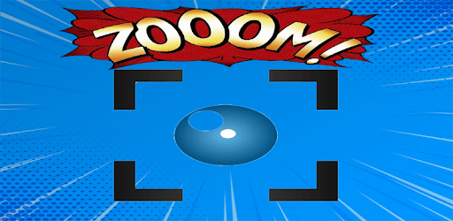 camera zoom HD pc screenshot