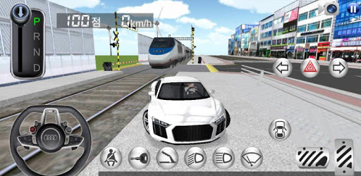 3D Driving Class pc screenshot