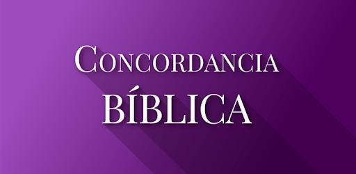 Concordancia Bíblica pc screenshot