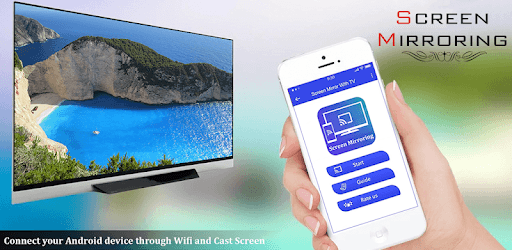 Miracast for Android to tv : Wifi Display pc screenshot