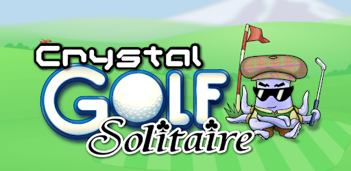 Crystal Golf Solitaire pc screenshot