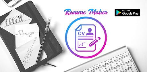 free resume maker cv maker templates formats app for pc