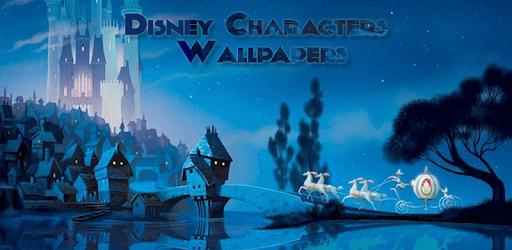 Disney Characters Wallpaper pc screenshot