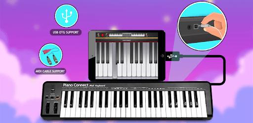 Piano Connect: MIDI Keyboard pc screenshot