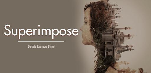 Superimpose Photo Editor pc screenshot
