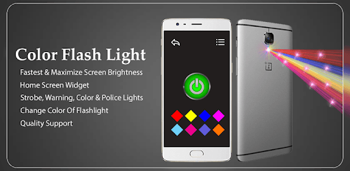 True Color Flashlight  HD Torch Light 2019 pc screenshot