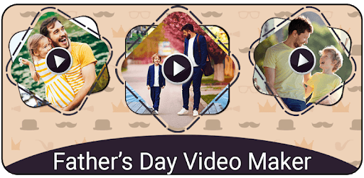 Fathers Day Video Maker pc screenshot