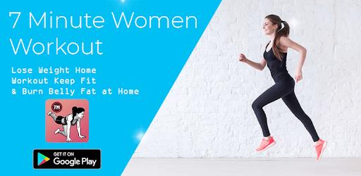 7 Minute Women Workout - Weight Loss Fitness pc screenshot
