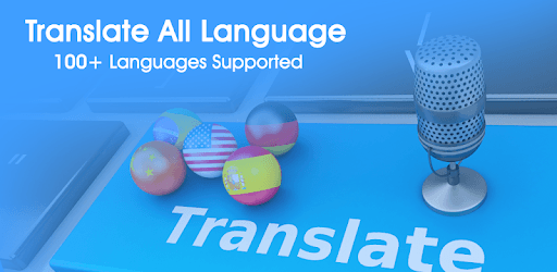 Translate All Language - Voice Text Translator for PC - Free