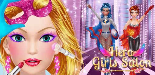 Girl Power: Super Salon for Makeup and Dress Up pc screenshot