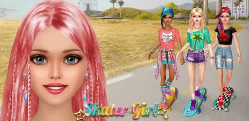 Skater Girl Dress Up and Makeover pc screenshot