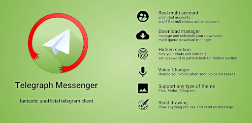 Telegraph Messenger for PC - Free Download & Install on
