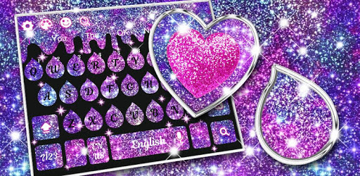 Galaxy Drop keyboard pc screenshot