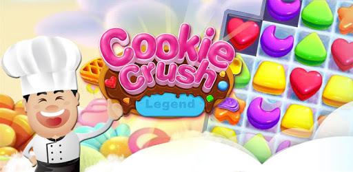 Cookie Crush Legend 2019 pc screenshot