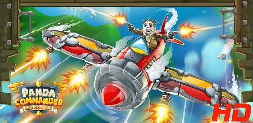 Panda Commander - Air Fighter : Airplane Shooting pc screenshot