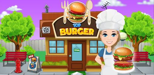 Burger Masterchef : Fast Food Shop : Cooking Crazy pc screenshot