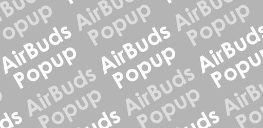 AirBuds Popup Free - airpod battery app (1st gen) pc screenshot