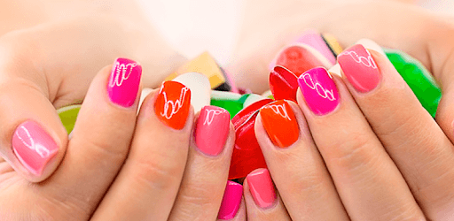 Nail manicure lessons pc screenshot