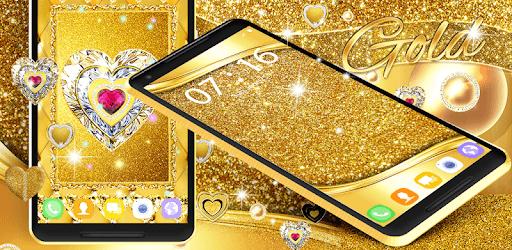 Gold live wallpaper 2019 pc screenshot